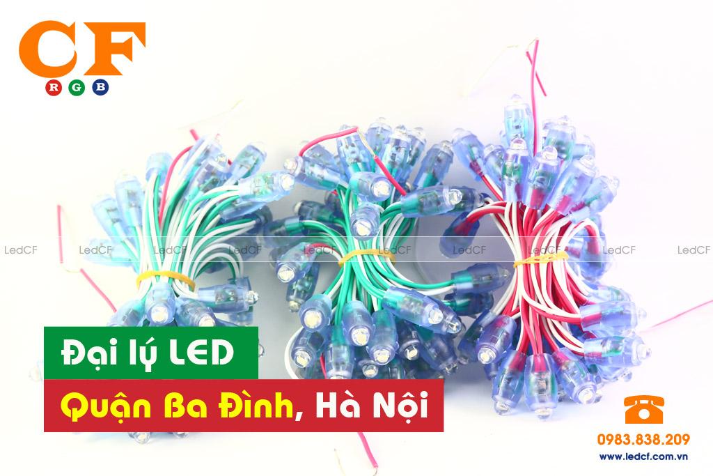 Đại lý LED tại đường Điện Biên Phủ, Ba Đình