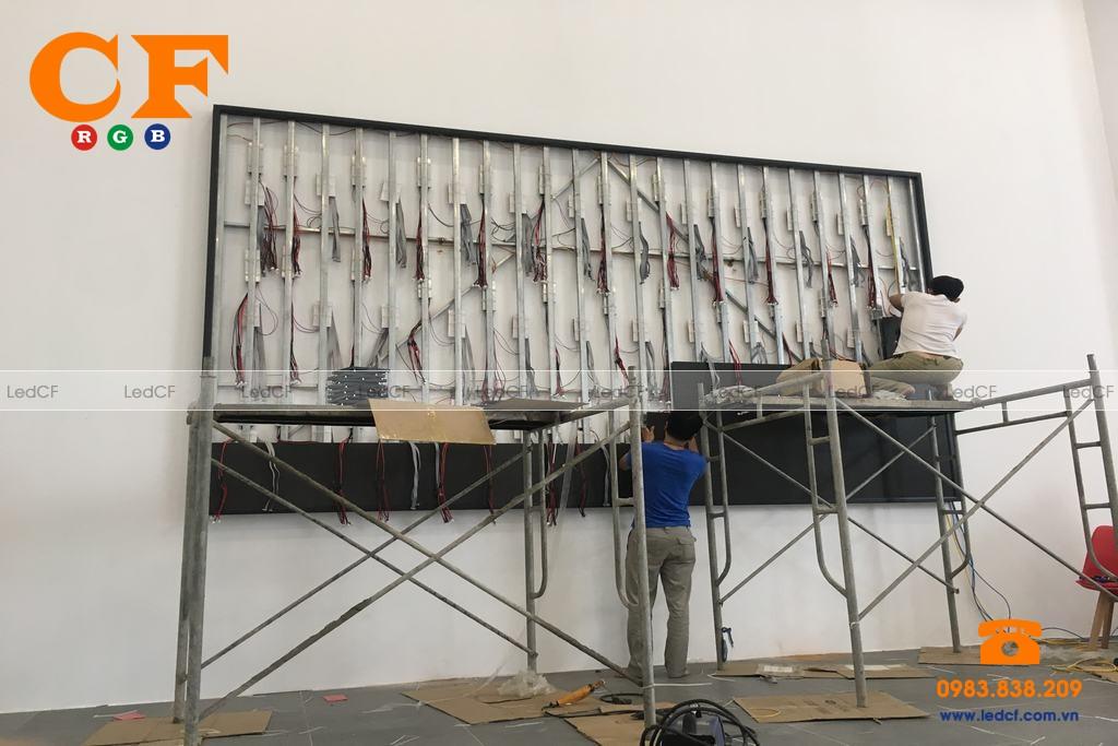 Led màn hình tại xã Hòa Chính - LedCF Việt Nam nhà cung cấp & Ðại lý LED tại xã Hòa Chính, Hà Nội. Ðặt mua SỈ / LẺ LED quảng cáo, LED trang trí ngay ☎ 0983.838.209 #led #leđuc #ledquangcao #ledtrangtri #ledcf #việtnam #hànội