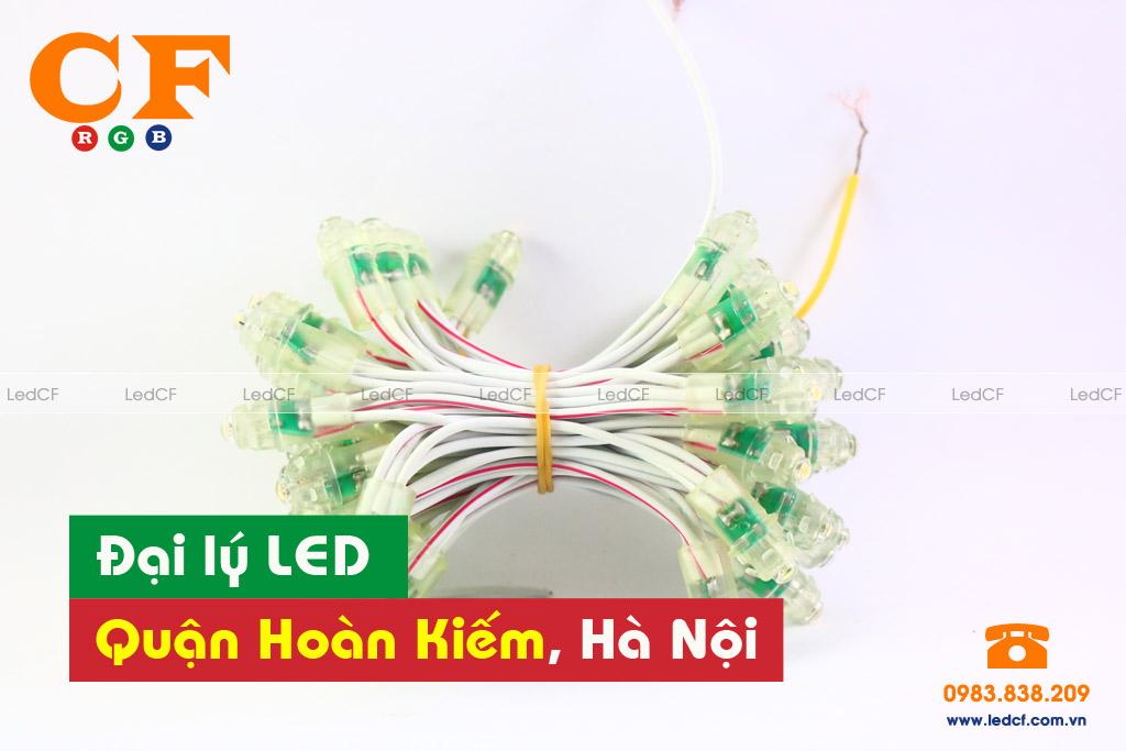 Đại lý LED tại đường Huế, Hoàn Kiếm
