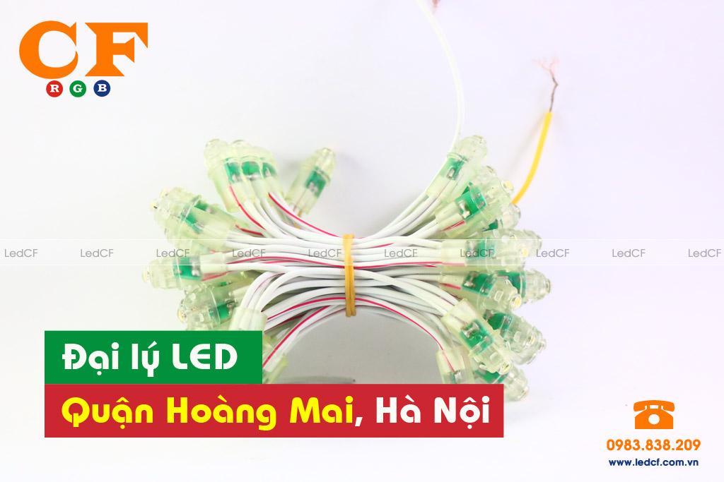 Đại lý LED tại đường Bùi Huy Bích, Hoàng Mai
