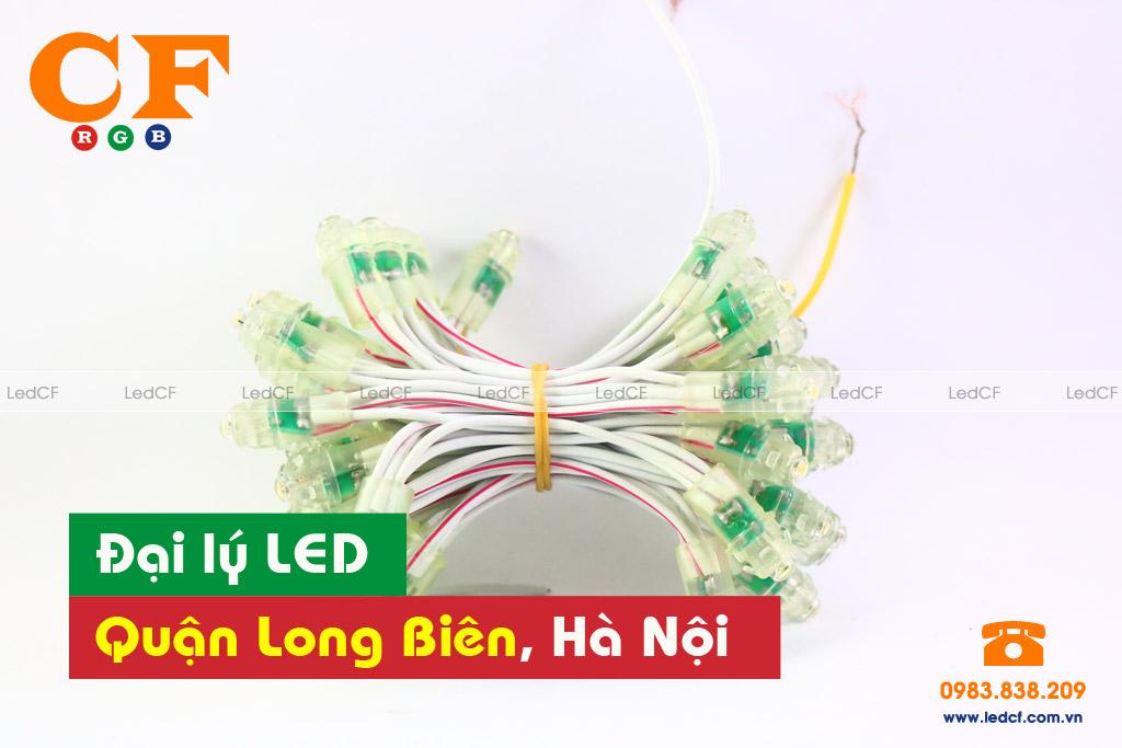 Đại lý LED tại đường Nguyễn Lam, Long Biên