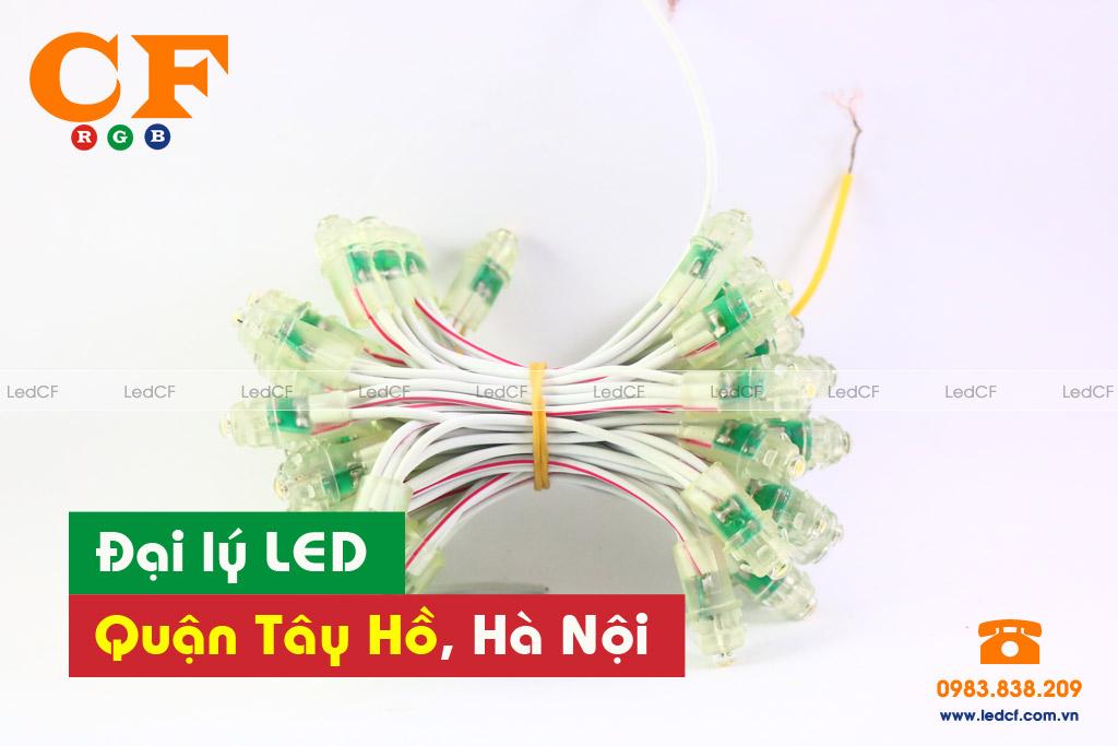 Đại lý LED tại đường Vệ Hồ, Tây Hồ