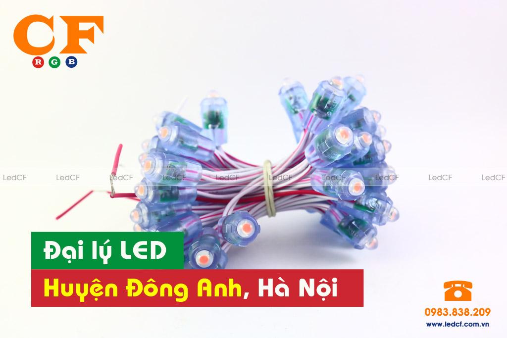 Đại lý LED tại xã Vân Nội, Đông Anh