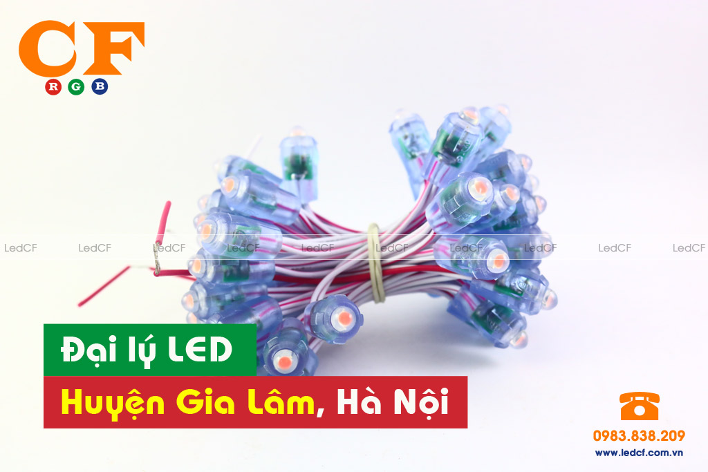 Đại lý LED tại xã Kim Sơn, Gia Lâm