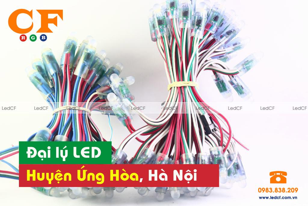 Đại lý LED tại xã Hòa Xá, Ứng Hòa