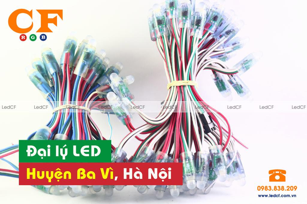 Đại lý LED tại xã Phú Phương, Ba Vì