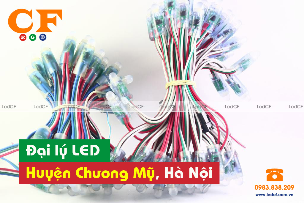 Đại lý LED tại xã Hoàng Diệu, Chương Mỹ