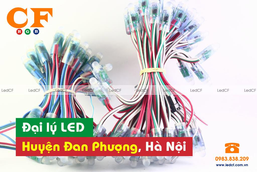 Đại lý LED tại xã Thượng Mỗ, Đan Phượng