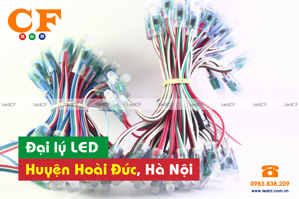 Đại lý LED tại xã An Thượng, Hoài Đức