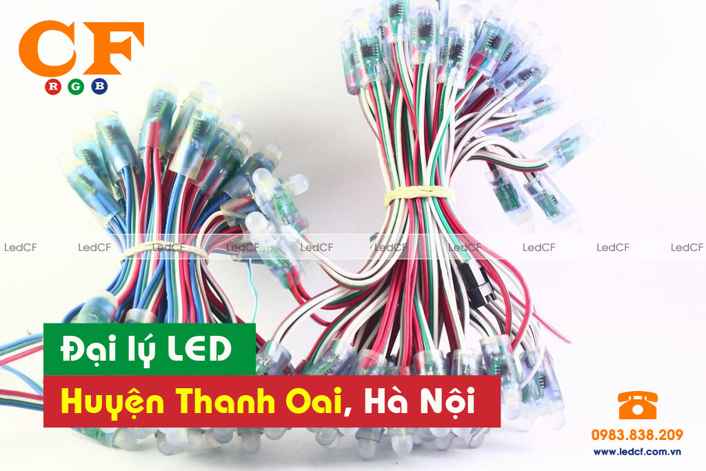Đại lý LED tại xã Phương Trung, Thanh Oai