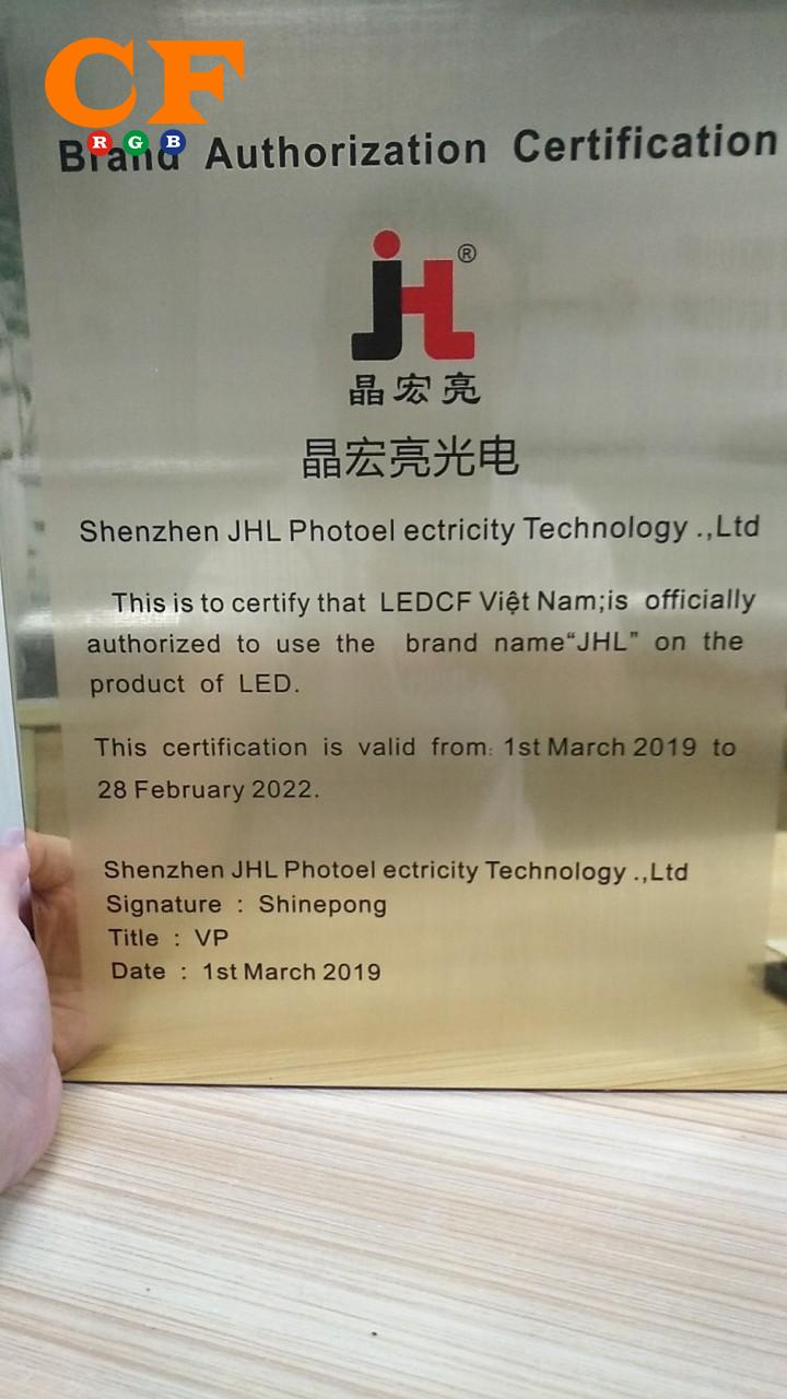 Thông báo lịch nghỉ lể 02/09 tại công ty LEDCF Việt Nam