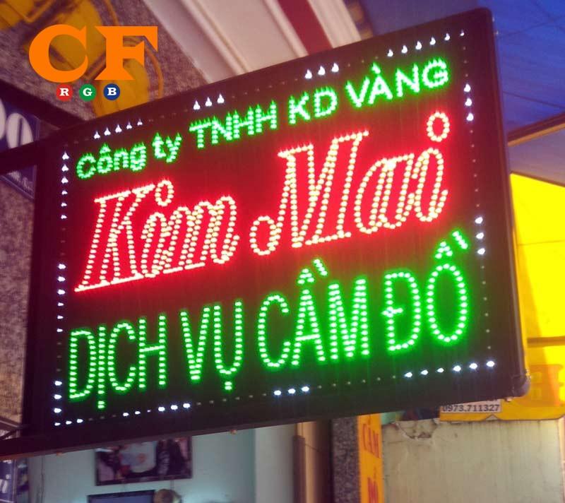 Mạch điều khiển LED vẫy tại Hưng Yên