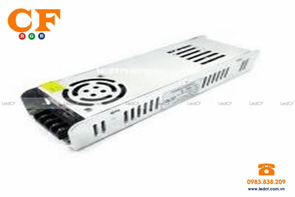 Bộ nguồn Led 5V 40A siêu mỏng