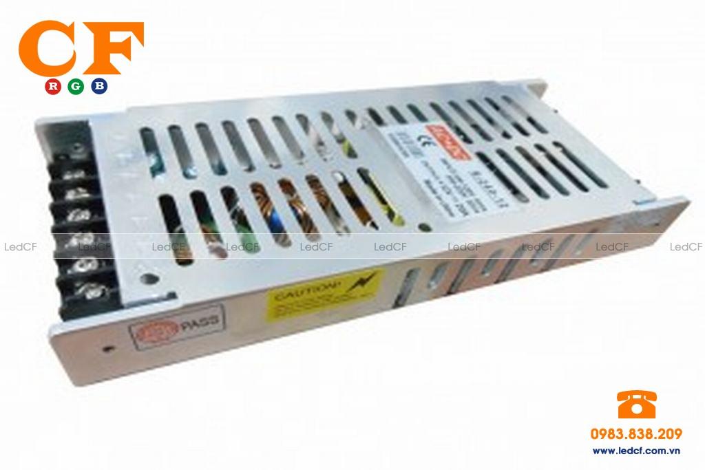 Bộ nguồn Led 5V 80A siêu mỏng