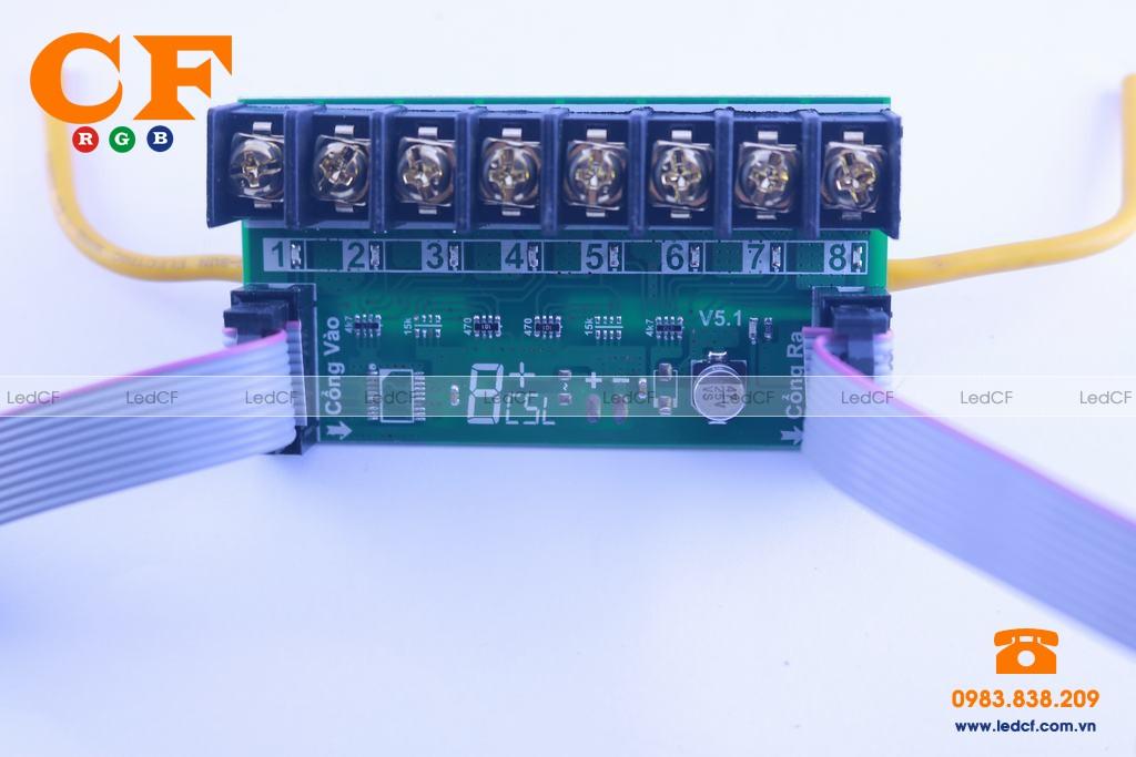 Mạch điều khiển LED vẫy tại Tuyên Quang