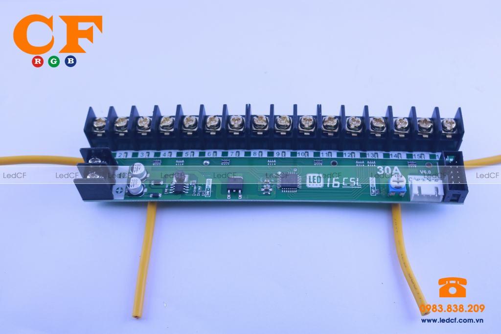 Mạch điều khiển Led 64 kênh công suất