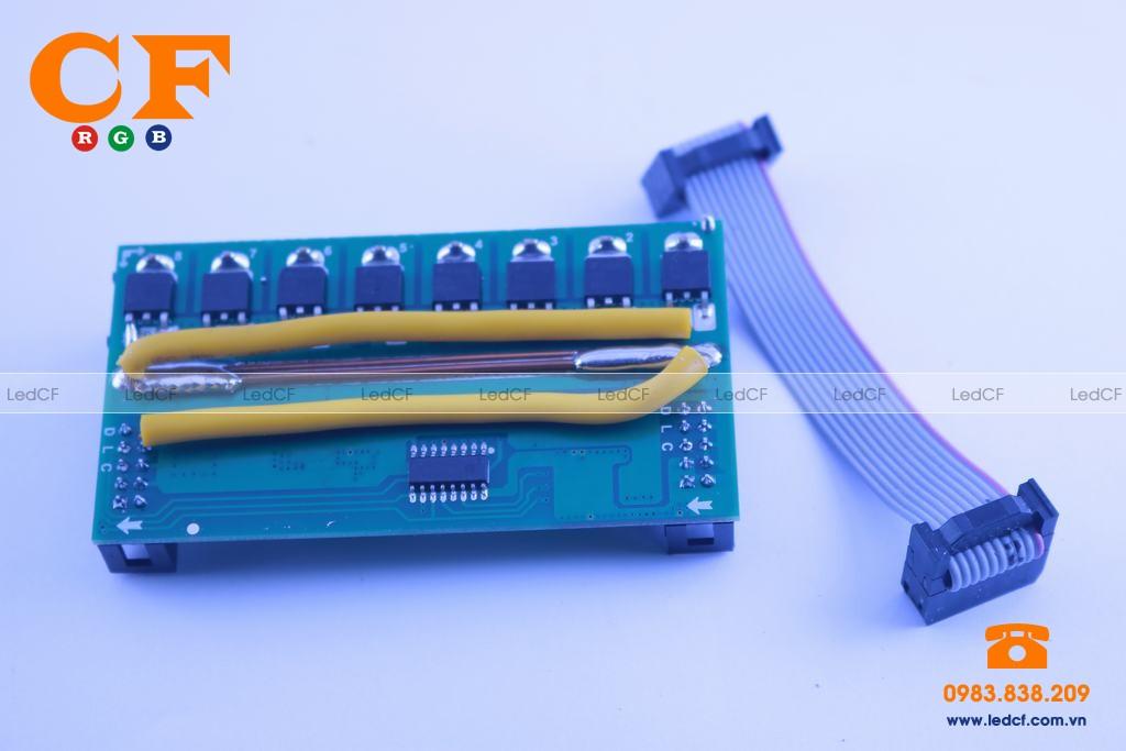 Mạch điều khiển Led 24 kênh công suất