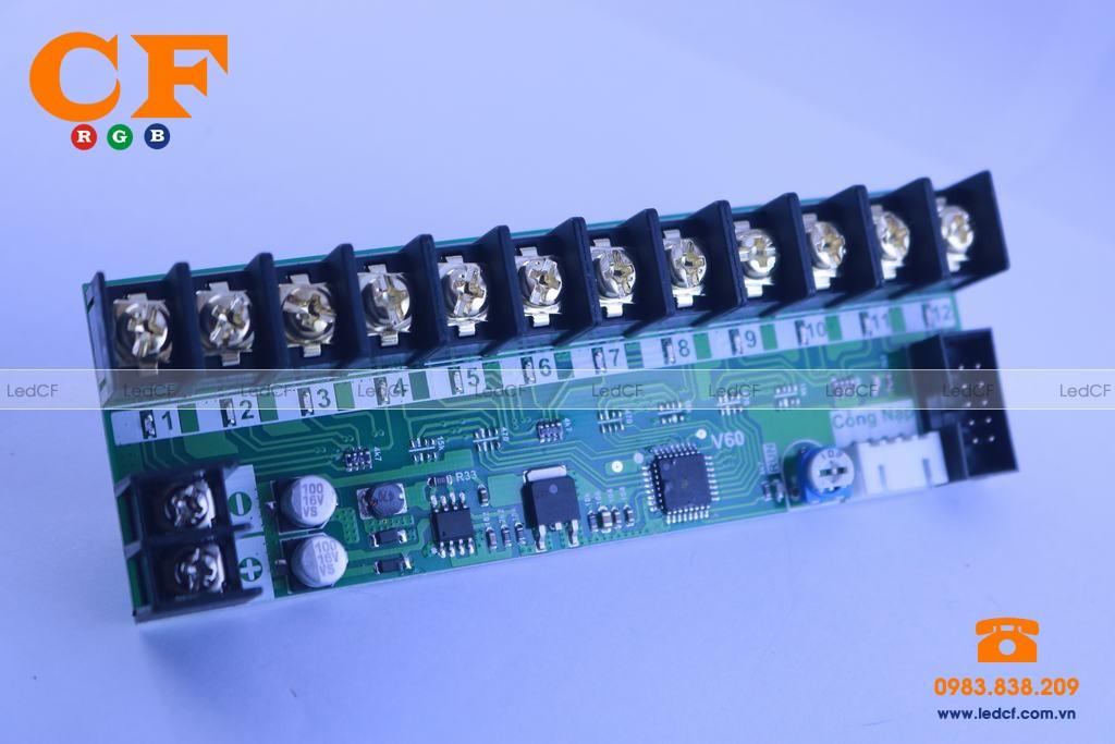 Mạch điều khiển Led 16 kênh công suất