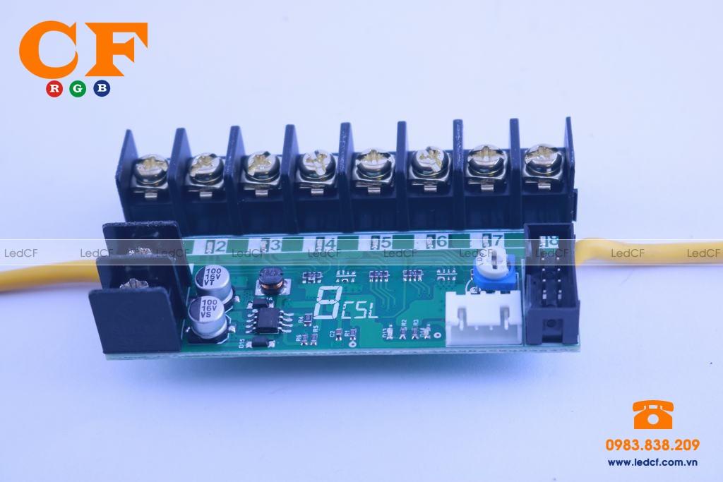Mạch điều khiển Led 8 kênh công suất