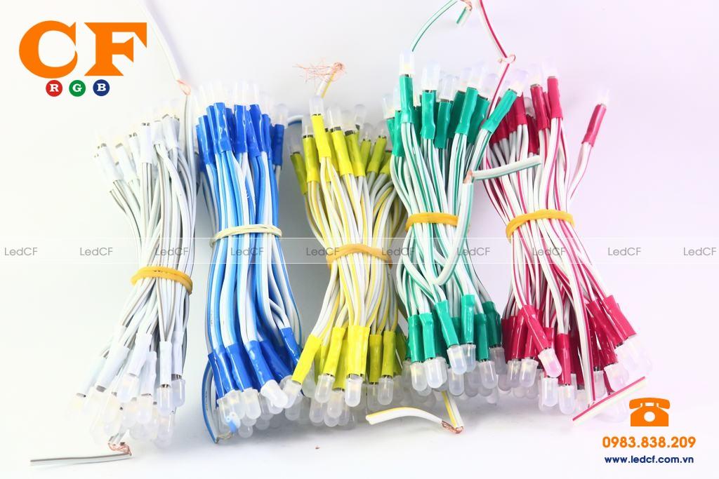 Tìm hiểu về led đúc, led liền dây và led full color