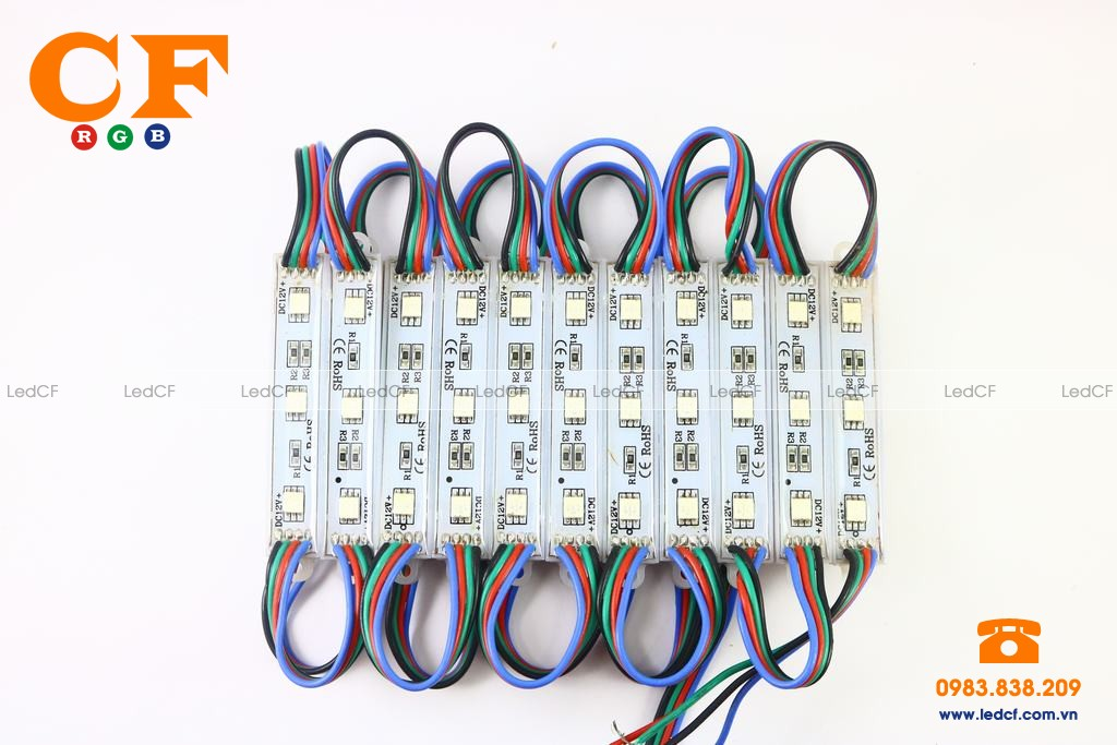 Led hắt RGB