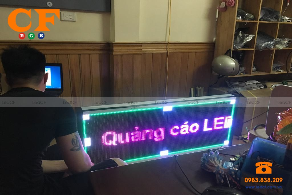 Led ma trận P10 Full