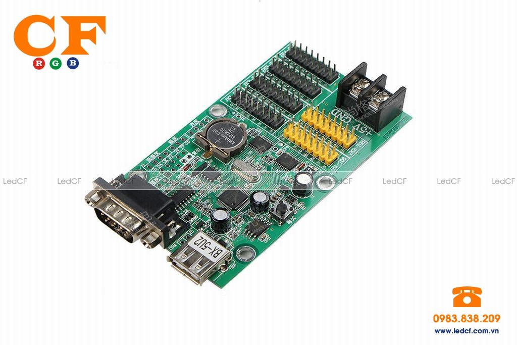 Mạch điều khiển led qua USB