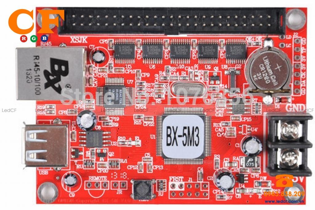 Mạch điều khiển BX 5M3