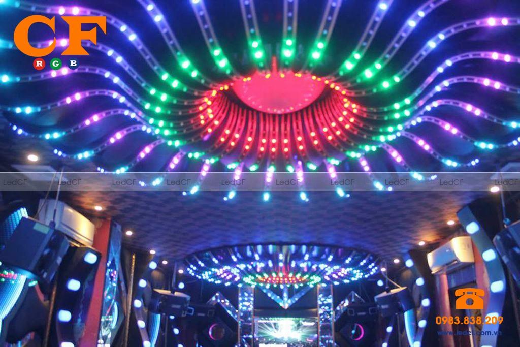 Đại lý mạch nháy theo nhạc tại Quảng Ninh
