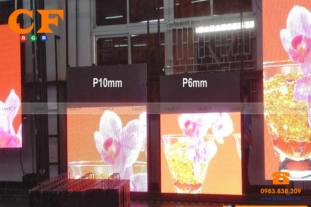 Đại lý Led màn hình tại Thái Bình