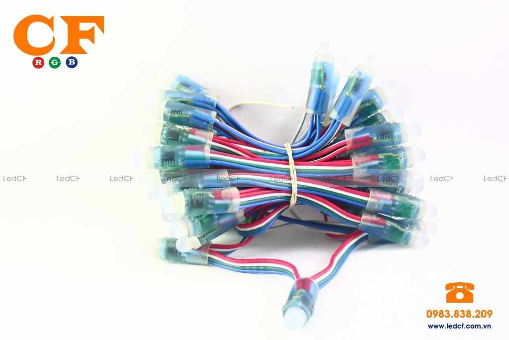 Led full color Trung Quốc