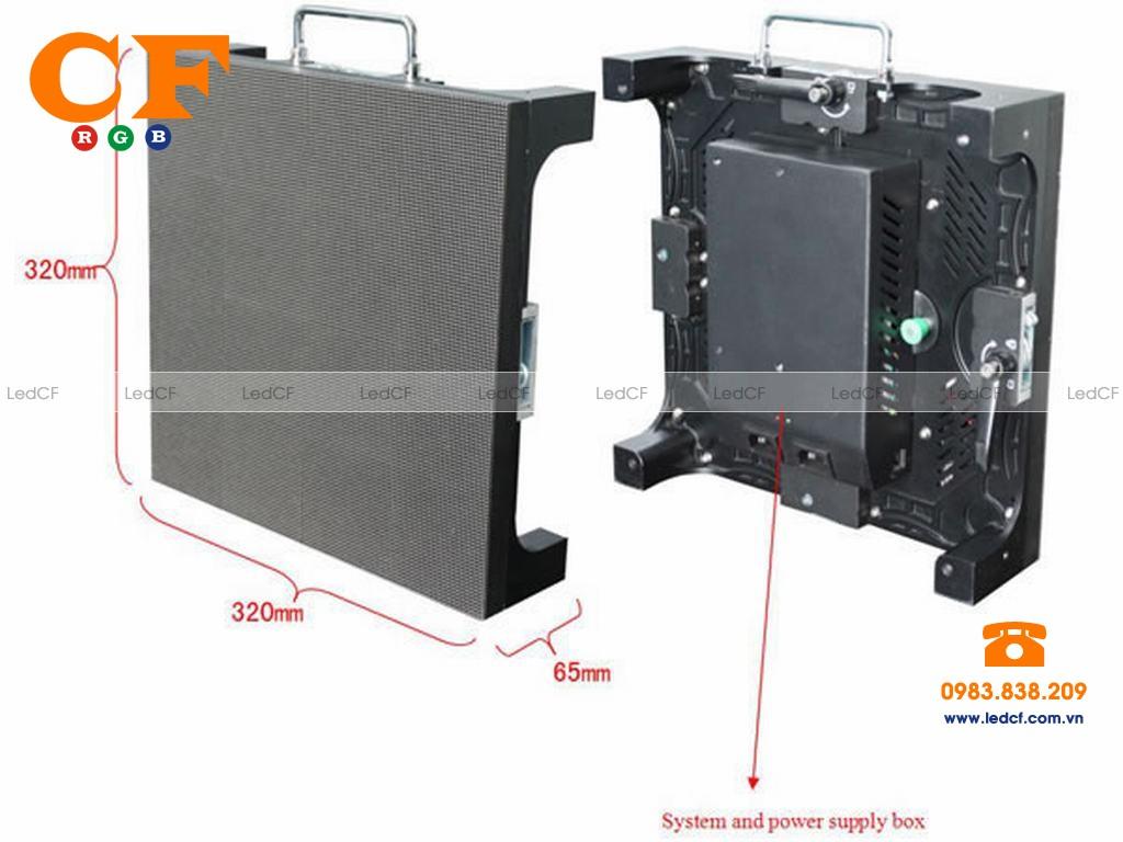 Cabinnet Led màn hình P10