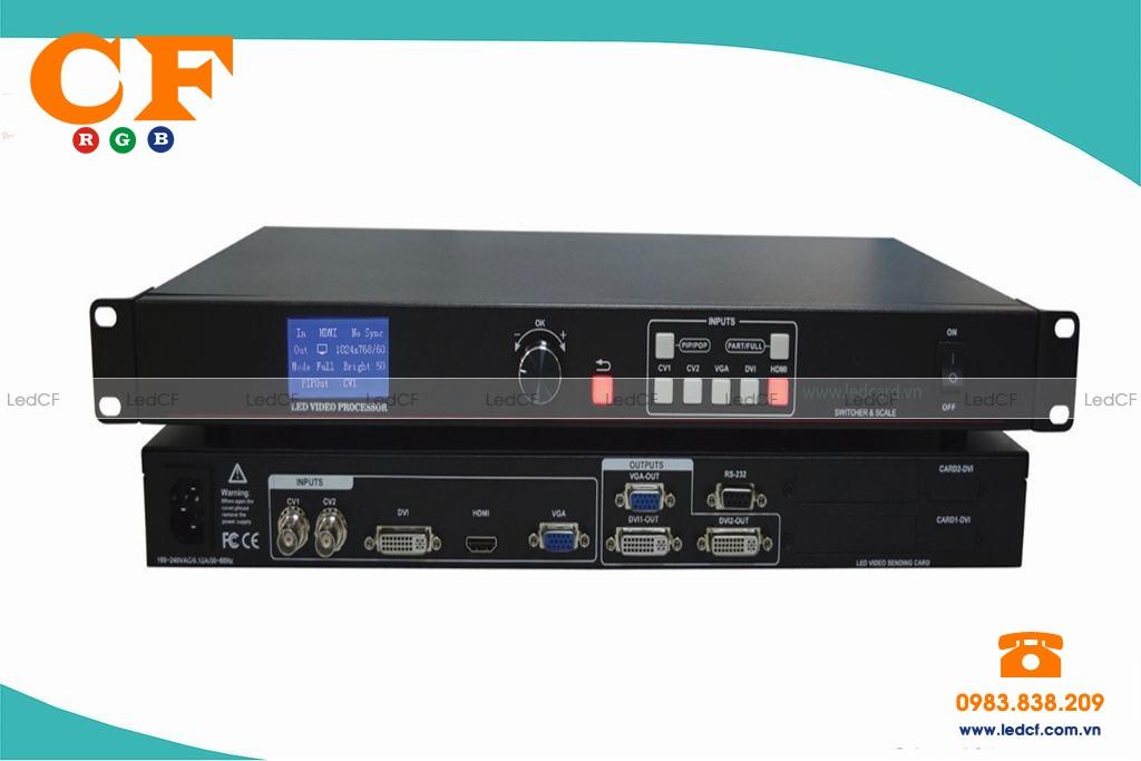 Bộ xử lý hình ảnh Lvp609