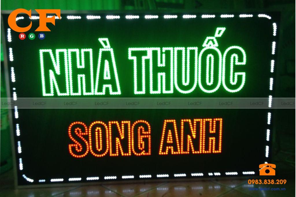 Dạy làm biển quảng cáo led liền dây tại Hà Nội