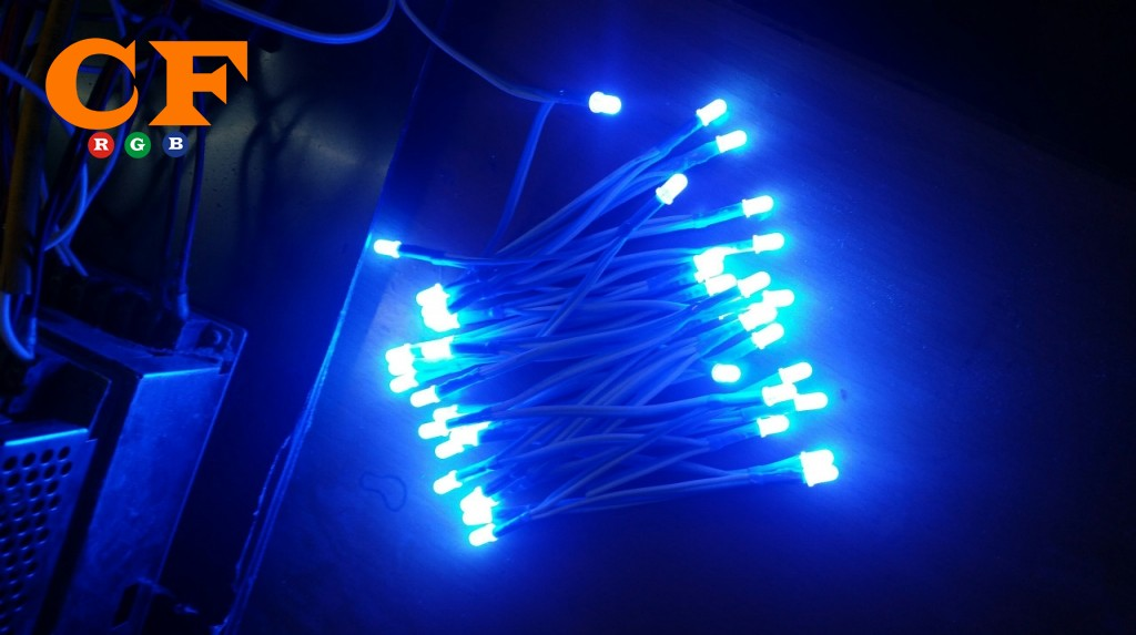 Các thông số của led liền dây - LEDCF