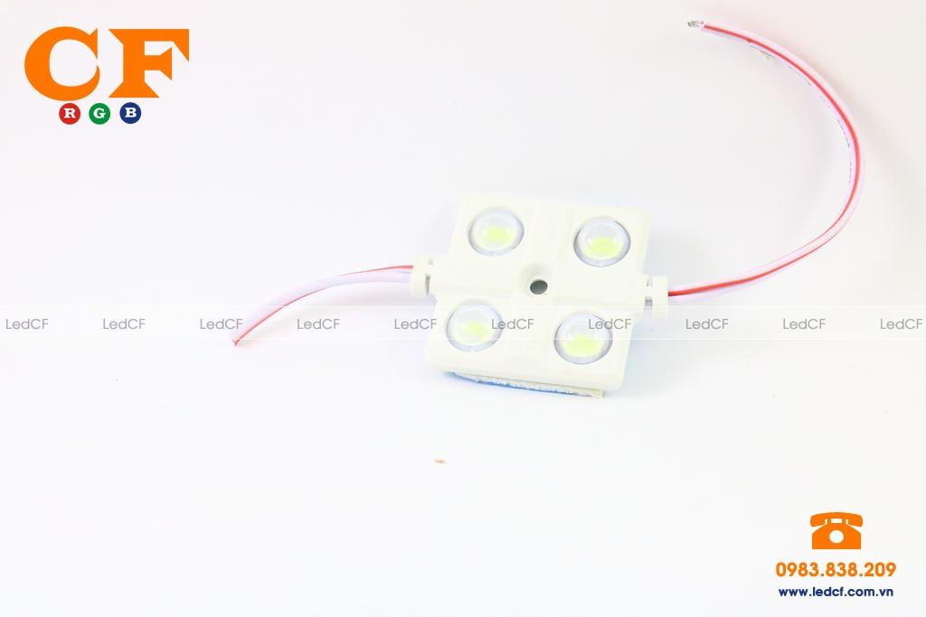 Công suất của các loại bóng đèn led hắt?