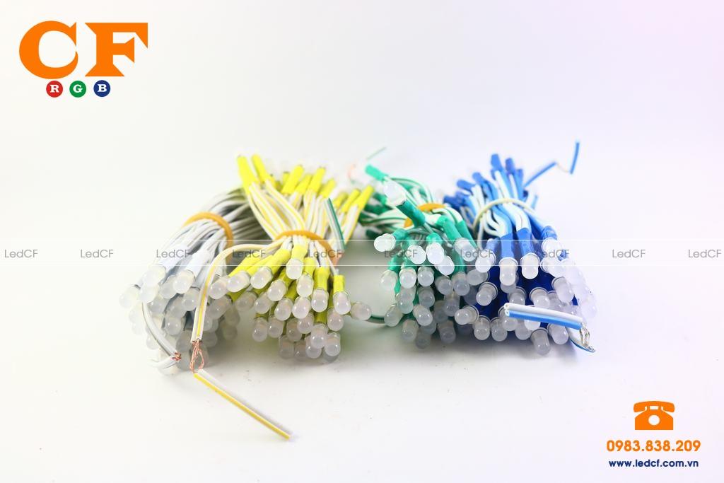 Công suất của các loại bóng đèn led liền dây?