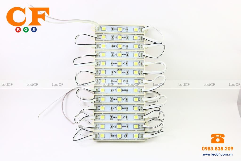 Cách tính công suất nguồn cho đèn led hắt