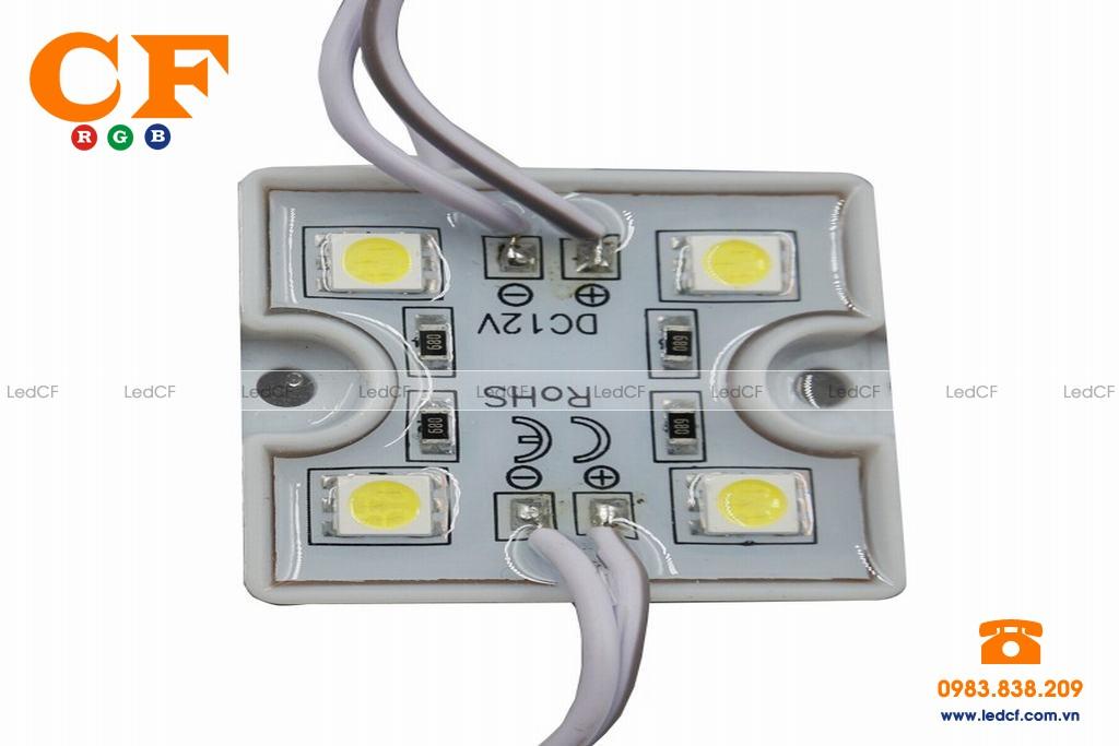 Hướng dẫn phân biệt các loại đèn led hắt?