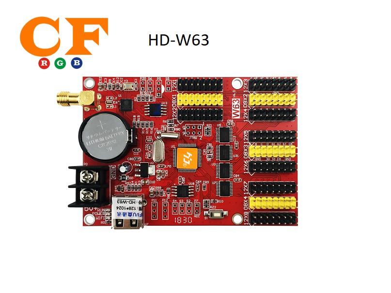 LEDCF Việt Nam trở thành đại lý chính hãng mạch HD huidu Tại Việt Nam