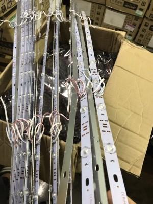 Led thanh tỏa 1m 12 bóng hãng JiYi 2 trở cho biển bạt 3M