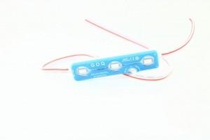 Led hắt 3 bóng đế nhựa