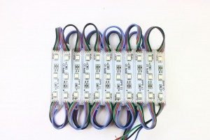 Led thanh 3 bóng 7 màu