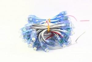 Led đúc phi 7 đế 12