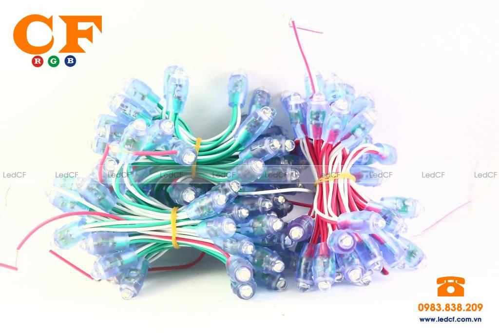 Nhiệt độ ảnh hưởng như thế nào tới đèn led đúc f8