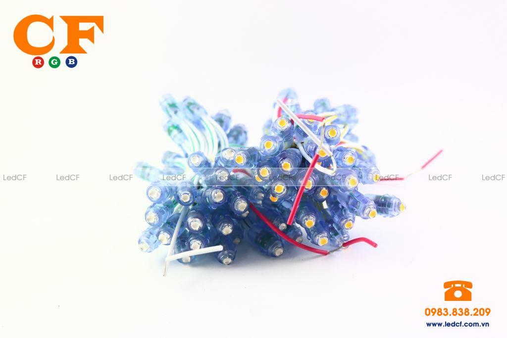 Biển quảng cáo sử dụng led đúc