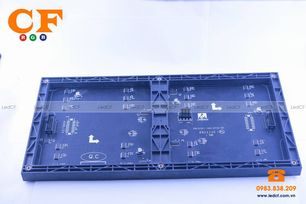 LED ma trận P10 full ngoài trời