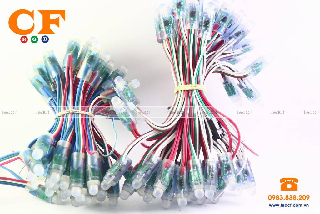 Những thông tin cơ bản về mạch led full color