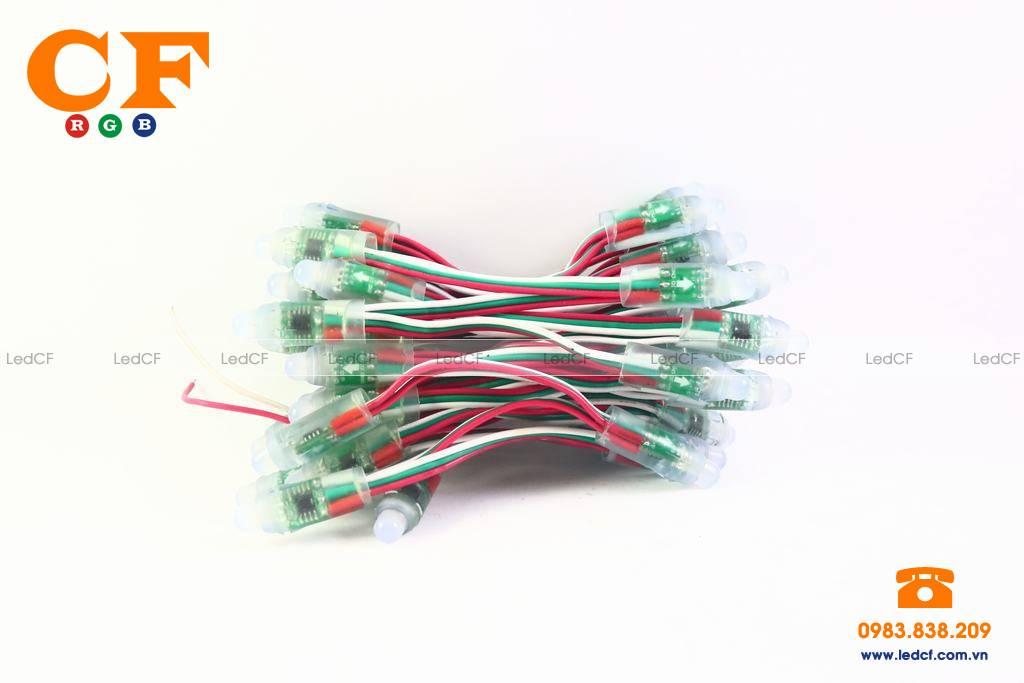 LED full color và các loại mạch điều khiển