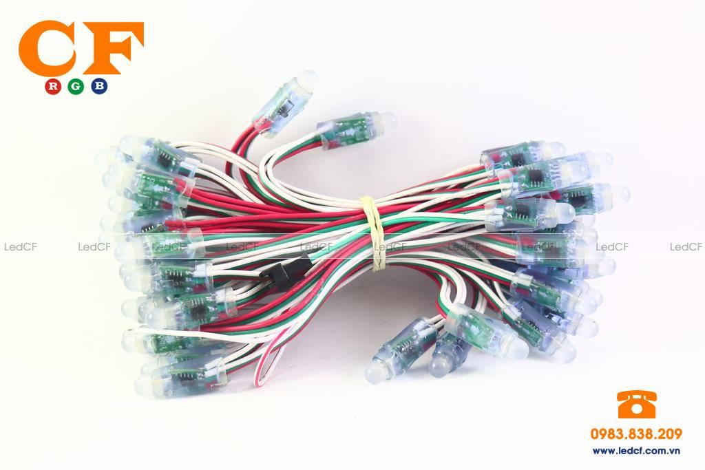 Giải mã về LED full color nháy theo nhạc